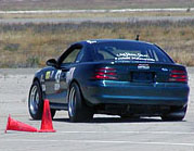 BMW Autocrossing